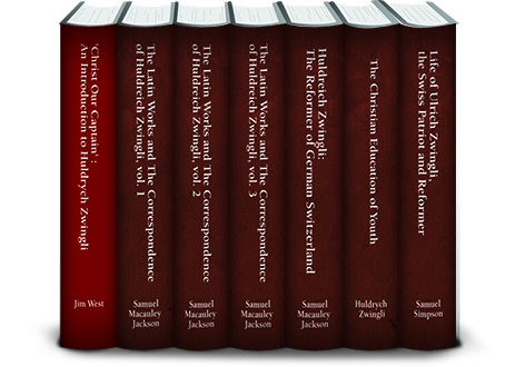 The Works of Zwingli (7 vols.)