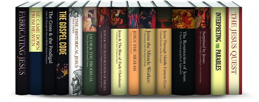 IVP Jesus Studies Collection (15 vols.)