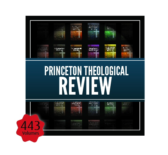 Princeton Theological Review
