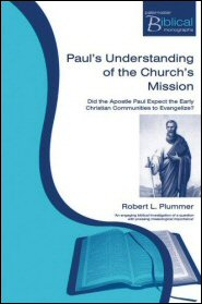 Paul's Understanding of the Church's Mission