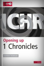 Opening Up 1 Chronicles