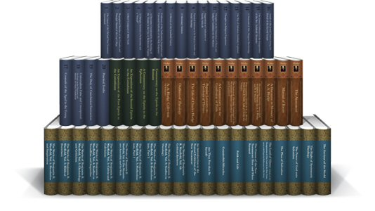 Princeton Theology Collection (55 vols.)