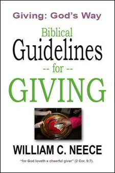Biblical Guidelines for Giving