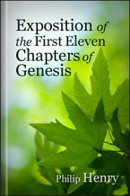 Exposition of the First Eleven Chapters of Genesis
