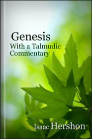 Genesis: With a Talmudic Commentary