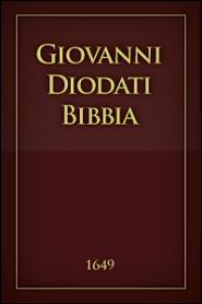 Giovanni Diodati Bibbia (Italian Bible 1649)