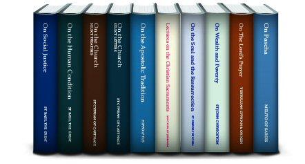 Popular Patristics Series, Part 1 (10 vols.)
