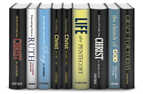 Discovering Christ in All the Scriptures Upgrade (9 vols.)