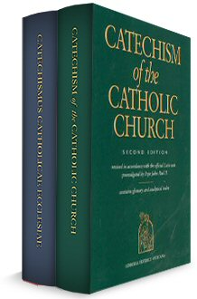 Catechism of the Catholic Church: English and Latin (2 vols.)