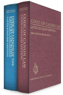 Code of Canon Law Collection (2 vols.)