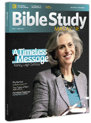 Bible Study Magazine—May–June 2012 Issue