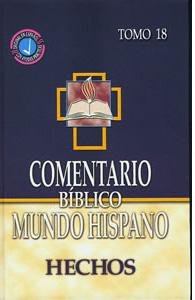 Comentario Bíblico Mundo Hispano Tomo 18: Hechos