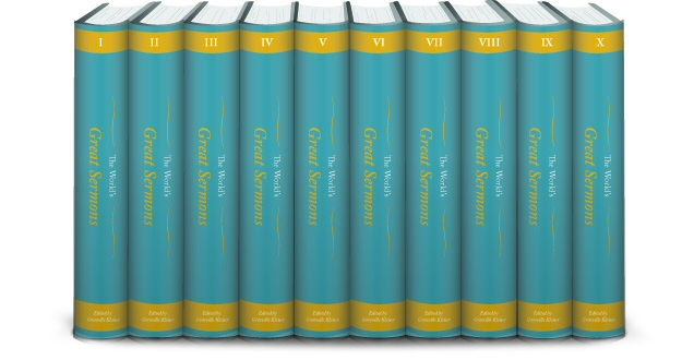 The World's Great Sermons (10 vols.)