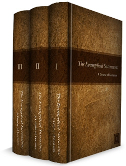 The Evangelical Succession Lecture Series (3 vols.)