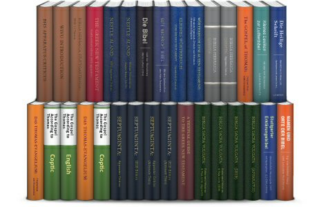 German Bible Society Bundle