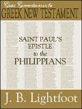 Saint Paul's Epistle to the Philippians