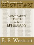 Saint Paul's Epistle to the Ephesians