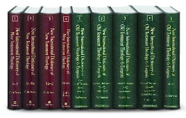 New International Dictionary: Old and New Testament Theology (9 vols.)