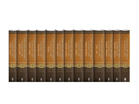 Expositor's Bible Commentary, Revised Edition (13 vols.)