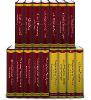The Works of George A. Barton (15 vols.)