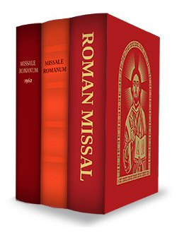 Missals of the Roman Catholic Church (3 vols.)