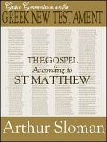 The Gospel According to St. Matthew