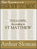 The Gospel According to St. Matthew