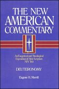 The New American Commentary: Deuteronomy