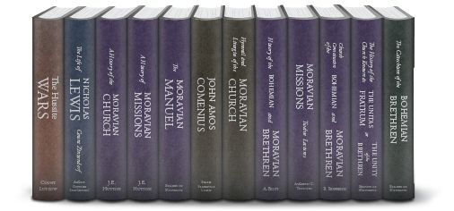 Moravian Church History Collection (12 vols.)