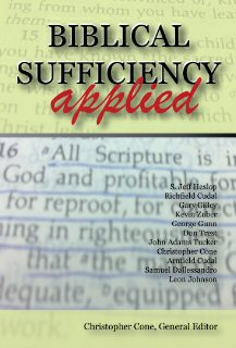 Biblical Sufficiency Applied