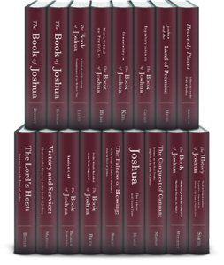 Classic Commentaries and Studies on Joshua (17 vols.)