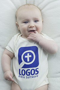 Logos Organic Onesie