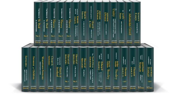 The Works of Arthur Penrhyn Stanley (32 vols.)