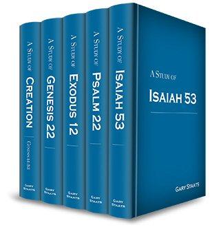 Jesus Christ through Hebrew Grammar Collection (5 vols.)