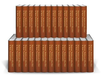 Barnes' Notes on the Old and New Testaments (26 vols.)