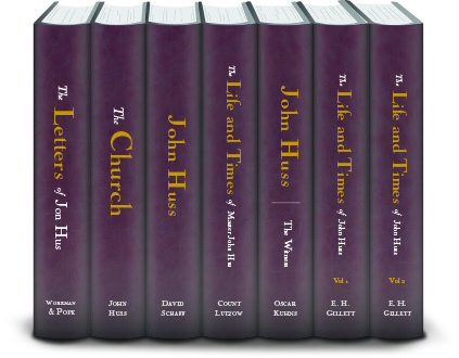 John Huss Collection (7 vols.)