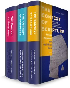 The Context of Scripture (3 vols.)