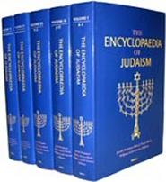 The Encyclopaedia of Judaism (5 vols.)
