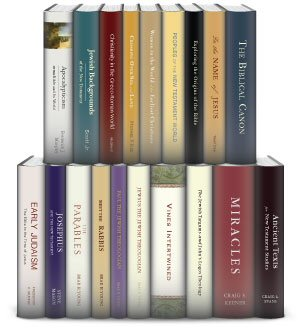 Baker Academic New Testament Backgrounds (19 vols.)