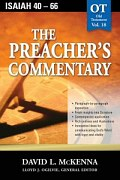 The Preacher's Commentary Series, Volume 18: Isaiah 40-66