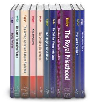 John Howard Yoder Collection (12 vols.)