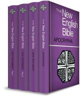 The New English Bible with the Apocrypha (NEB)