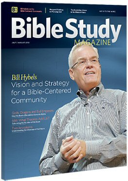 Bible Study Magazine—July–August 2012 Issue