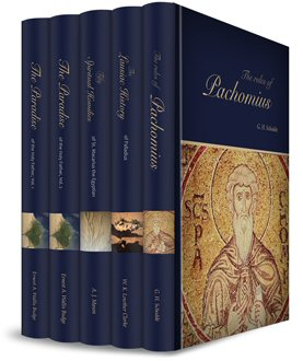Early Egyptian Monasticism Collection (5 vols.)