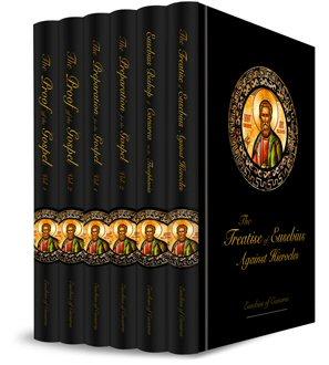 Eusebius of Caesarea Collection (6 vols.)