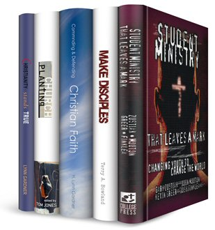 College Press Evangelism Collection (5 vols.)