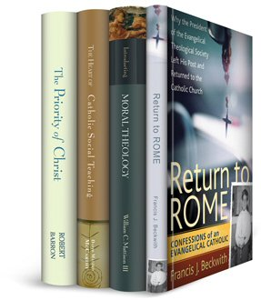 Baker Academic Catholic Theology Collection (4 vols.)