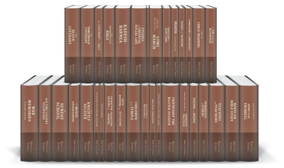 Henry Clay Trumbull Collection (34 vols.)