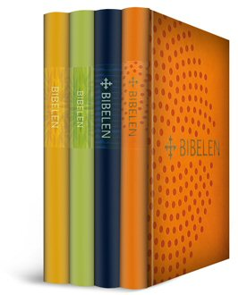 Norwegian Bible Collection (4 vols.)