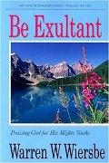 Be Exultant (Psalms Vol. 2)